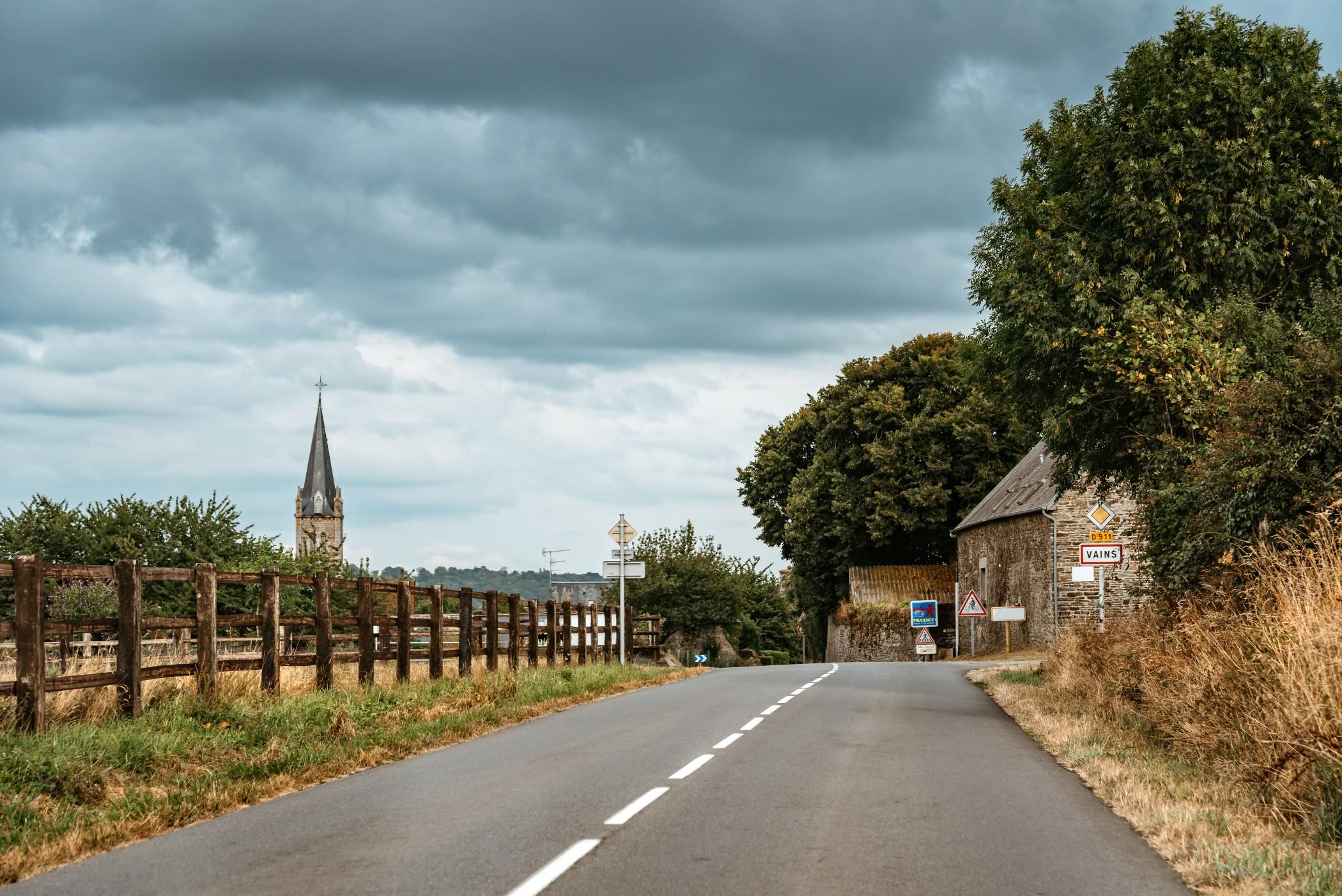village-normand